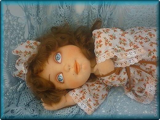 Текстильная кукла. По образу и подобию. фото 2