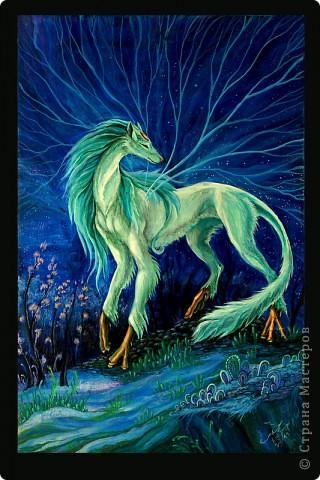 """""""Сотворение"""" 2005 г.  В большем разрешении: http://hontor.ru/photo/1-0-1  Огненный вархал создает мир из своей крови. Иллюстрация к авторской вселенной. фото 15"""