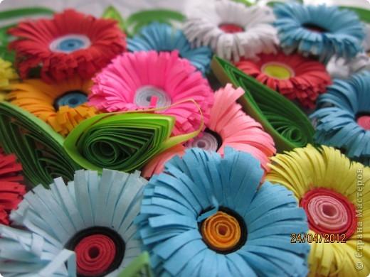 Очень меня вдохновили цветы. Вот я решила создать свою композицию. фото 4
