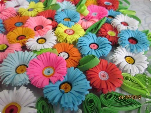 Очень меня вдохновили цветы. Вот я решила создать свою композицию. фото 5