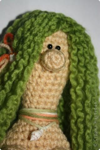 куклы...  мое временное увлечение, которое скоро пройдет и я вернусь к своим кролам :)  я это точьно знаю :) а пока вот, прошy знакомиться: может не совсем кукла, но...  русалка Ая фото 1