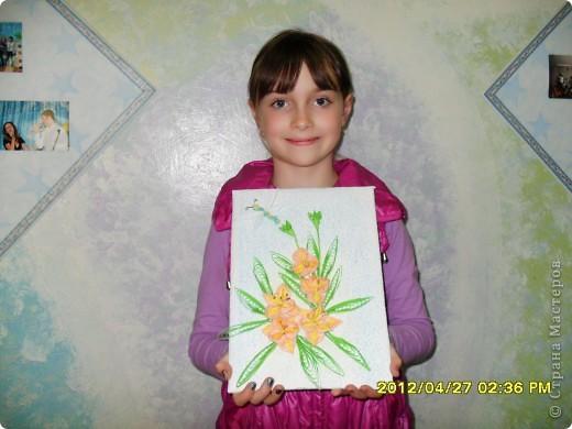 Это работа моей самой взрослой и талантливой ученицы, Костюк Кристины, 13 лет. фото 4
