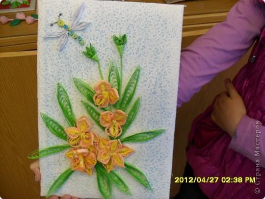 Это работа моей самой взрослой и талантливой ученицы, Костюк Кристины, 13 лет. фото 3
