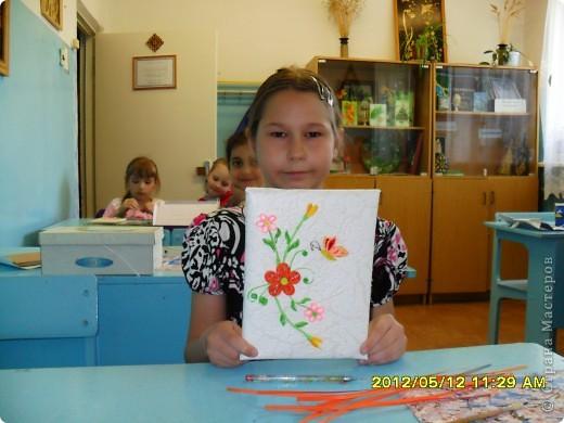 Это работа моей самой взрослой и талантливой ученицы, Костюк Кристины, 13 лет. фото 6