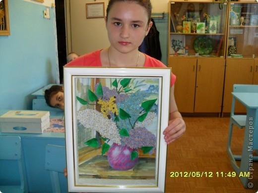 Это работа моей самой взрослой и талантливой ученицы, Костюк Кристины, 13 лет. фото 2