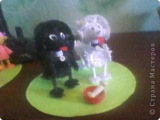 Торт свадебный фото 1