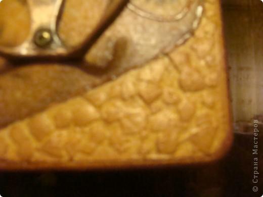 Дорогие жители страны мастеров, всем здравствуйте!!! Представляю вашему вниманию мои творения за прошлую неделю. Так сказать, что наваяла))) Давненько я не делала одношаговый кракелюрчик, даже соскучилась....вот и решила вспомнить))) фото 7