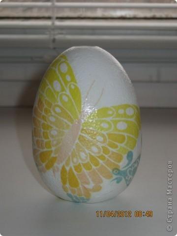 С большим опозданием выкладываю фото моих аромокамней в форме яиц которые я делала к пасхе. За идею огромное спасибо  Р-ы-с-я  http://stranamasterov.ru/node/320113  фото 1