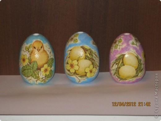 С большим опозданием выкладываю фото моих аромокамней в форме яиц которые я делала к пасхе. За идею огромное спасибо  Р-ы-с-я  http://stranamasterov.ru/node/320113  фото 5