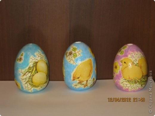 С большим опозданием выкладываю фото моих аромокамней в форме яиц которые я делала к пасхе. За идею огромное спасибо  Р-ы-с-я  http://stranamasterov.ru/node/320113  фото 6