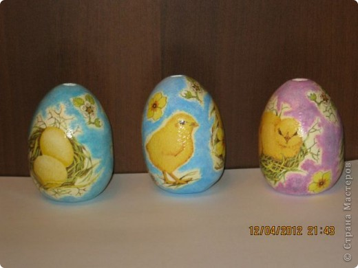 С большим опозданием выкладываю фото моих аромокамней в форме яиц которые я делала к пасхе. За идею огромное спасибо  Р-ы-с-я  http://stranamasterov.ru/node/320113  фото 7