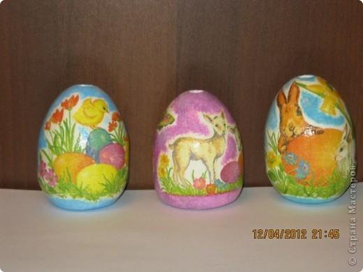С большим опозданием выкладываю фото моих аромокамней в форме яиц которые я делала к пасхе. За идею огромное спасибо  Р-ы-с-я  http://stranamasterov.ru/node/320113  фото 8