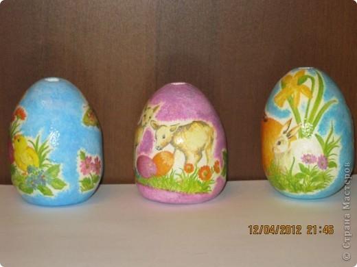 С большим опозданием выкладываю фото моих аромокамней в форме яиц которые я делала к пасхе. За идею огромное спасибо  Р-ы-с-я  http://stranamasterov.ru/node/320113  фото 9