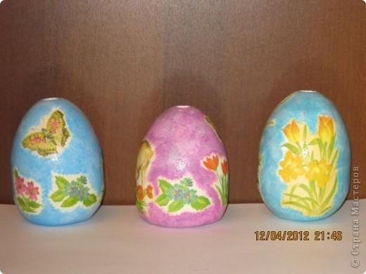 С большим опозданием выкладываю фото моих аромокамней в форме яиц которые я делала к пасхе. За идею огромное спасибо  Р-ы-с-я  http://stranamasterov.ru/node/320113  фото 10