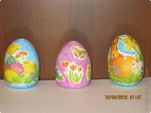 С большим опозданием выкладываю фото моих аромокамней в форме яиц которые я делала к пасхе. За идею огромное спасибо  Р-ы-с-я  http://stranamasterov.ru/node/320113  фото 11