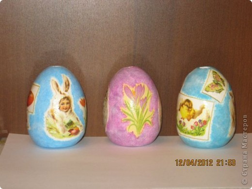 С большим опозданием выкладываю фото моих аромокамней в форме яиц которые я делала к пасхе. За идею огромное спасибо  Р-ы-с-я  http://stranamasterov.ru/node/320113  фото 14