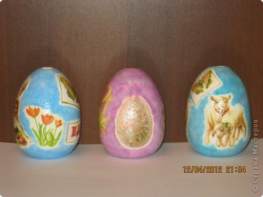 С большим опозданием выкладываю фото моих аромокамней в форме яиц которые я делала к пасхе. За идею огромное спасибо  Р-ы-с-я  http://stranamasterov.ru/node/320113  фото 15