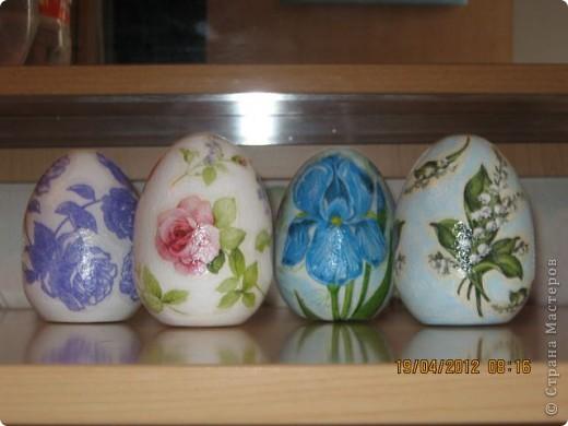 С большим опозданием выкладываю фото моих аромокамней в форме яиц которые я делала к пасхе. За идею огромное спасибо  Р-ы-с-я  http://stranamasterov.ru/node/320113  фото 23