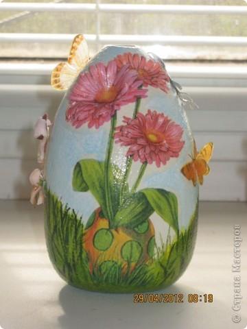 С большим опозданием выкладываю фото моих аромокамней в форме яиц которые я делала к пасхе. За идею огромное спасибо  Р-ы-с-я  http://stranamasterov.ru/node/320113  фото 28