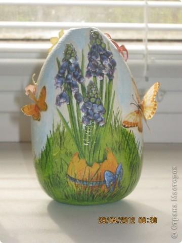 С большим опозданием выкладываю фото моих аромокамней в форме яиц которые я делала к пасхе. За идею огромное спасибо  Р-ы-с-я  http://stranamasterov.ru/node/320113  фото 29