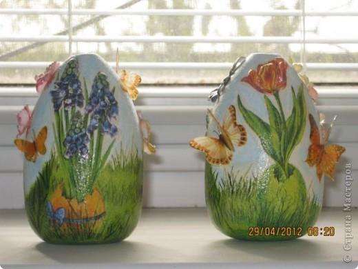 С большим опозданием выкладываю фото моих аромокамней в форме яиц которые я делала к пасхе. За идею огромное спасибо  Р-ы-с-я  http://stranamasterov.ru/node/320113  фото 30
