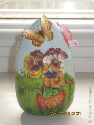 С большим опозданием выкладываю фото моих аромокамней в форме яиц которые я делала к пасхе. За идею огромное спасибо  Р-ы-с-я  http://stranamasterov.ru/node/320113  фото 34