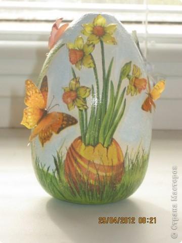 С большим опозданием выкладываю фото моих аромокамней в форме яиц которые я делала к пасхе. За идею огромное спасибо  Р-ы-с-я  http://stranamasterov.ru/node/320113  фото 35
