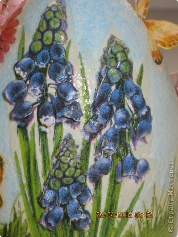 С большим опозданием выкладываю фото моих аромокамней в форме яиц которые я делала к пасхе. За идею огромное спасибо  Р-ы-с-я  http://stranamasterov.ru/node/320113  фото 38