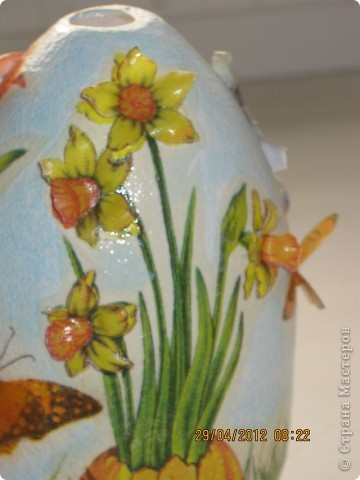 С большим опозданием выкладываю фото моих аромокамней в форме яиц которые я делала к пасхе. За идею огромное спасибо  Р-ы-с-я  http://stranamasterov.ru/node/320113  фото 39