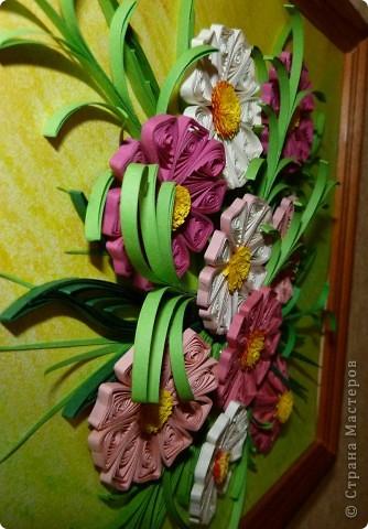 Космеи - для подруги  в подарок ко дню рождения. Спасибо Марине http://bond-mary.blogspot.com/2010/04/blog-post_15.html фото 3
