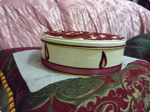 деревянная коробочка,черная грунтовка,шаблон и 3-х мерная краска двух оттенков. фото 10