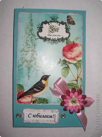 пастельная бумага, кружево, стихи из какой-то открыточки приподняты, часики приподняты фото 12