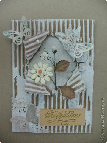 пастельная бумага, кружево, стихи из какой-то открыточки приподняты, часики приподняты фото 16