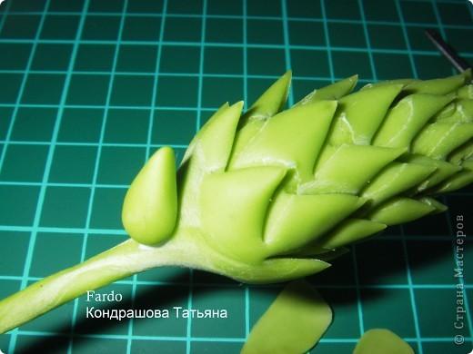 В Стране Мастеров этот цветок уже  произрастал http://stranamasterov.ru/node/166328, но я решилась выложить свою версию фото 9