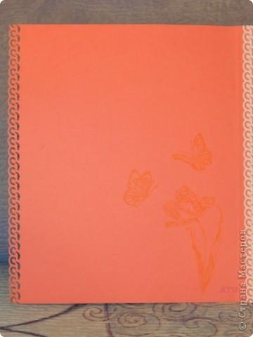 Здесь увидела открытку и МК цветочков http://stranamasterov.ru/node/321021?c=favorite_451 фото 11