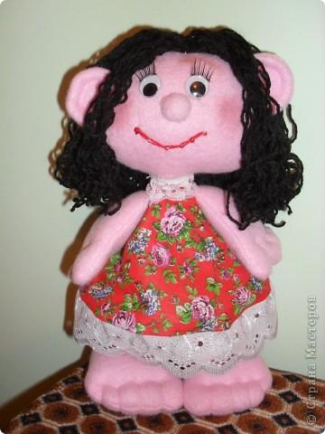 Сшила куколку по МК от Наташи. Получила массу удовольствия! Огромное ей спасибо! http://stranamasterov.ru/node/331360#comment-3692403 вот сайт этой ЗАМЕЧАТЕЛЬНОЙ мастерицы!