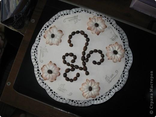 вот такой кофейный тортик я сотворила в рамках Летней игры! изначала хотела сделать просто кофейное блюдце....потом решила, что блюдце надо как-то упаковать....решила сделать к нему коробочку....вот что в итоге получилось..... фото 1