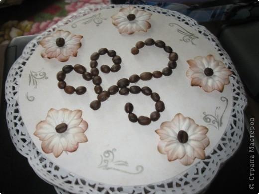 вот такой кофейный тортик я сотворила в рамках Летней игры! изначала хотела сделать просто кофейное блюдце....потом решила, что блюдце надо как-то упаковать....решила сделать к нему коробочку....вот что в итоге получилось..... фото 5