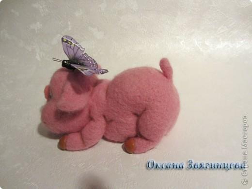 Хочет бабочку поймать. фото 5