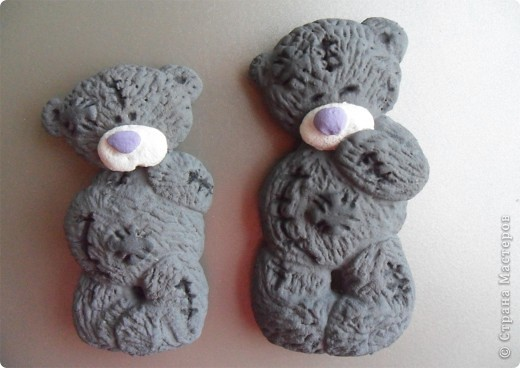 Мишки-магниты фото 1