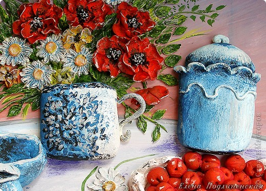 Пахнет воздух летними цветами, И зовут к столу нас угощения, Аромат вишневых ягод опьяняет, И вишневое сегодня настроение!                               Елена Подлипенская фото 2