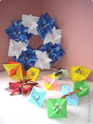 """Всем привет! Вот в ожидании кусудам (работ на конкурс http://all-origami.livejournal.com/67358.html), решила почистить свои завалы фоток и кое-что обнаружила! Это из серии  """"Как не надо делать"""". И так: фото 7"""