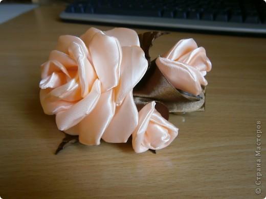 Розовая роза) фото 1