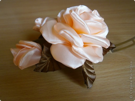 Розовая роза) фото 3