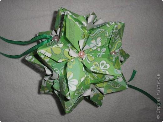 """Всем привет! Вот в ожидании кусудам (работ на конкурс http://all-origami.livejournal.com/67358.html), решила почистить свои завалы фоток и кое-что обнаружила! Это из серии  """"Как не надо делать"""". И так: фото 5"""