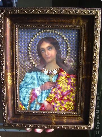 икона Святая Марина фото 2