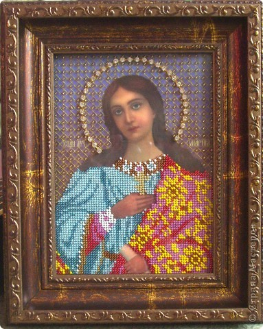 икона Святая Марина фото 1