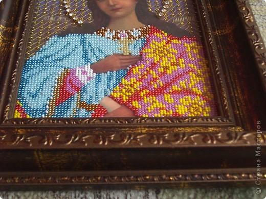 икона Святая Марина фото 4