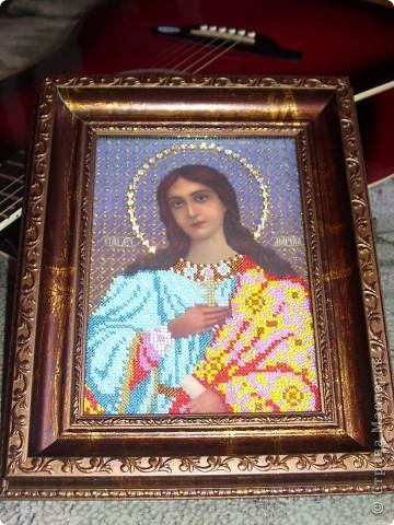 икона Святая Марина фото 3