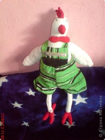 Курица Тильда. фото 2